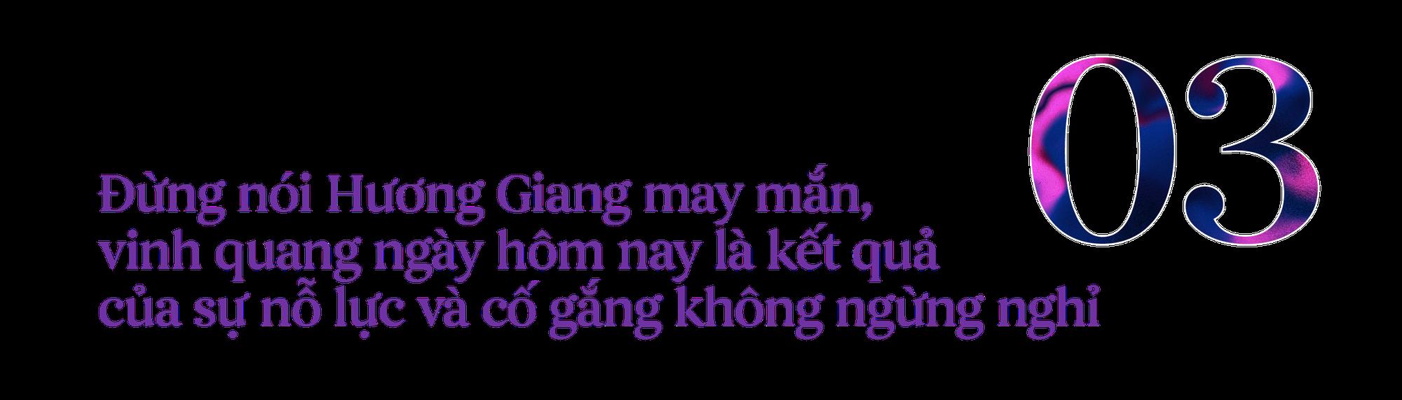 """Hoa hậu Hương Giang: """"Tôi tự hào với những điều bất công trong cuộc sống"""" - Ảnh 5."""