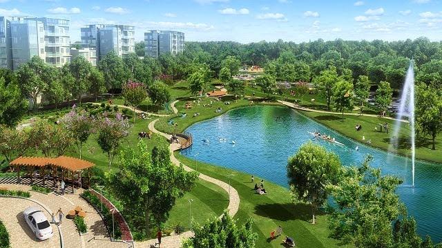 DKRA Vietnam tiếp thị và phân phối dự án Eco-Green Saigon - Ảnh 2.