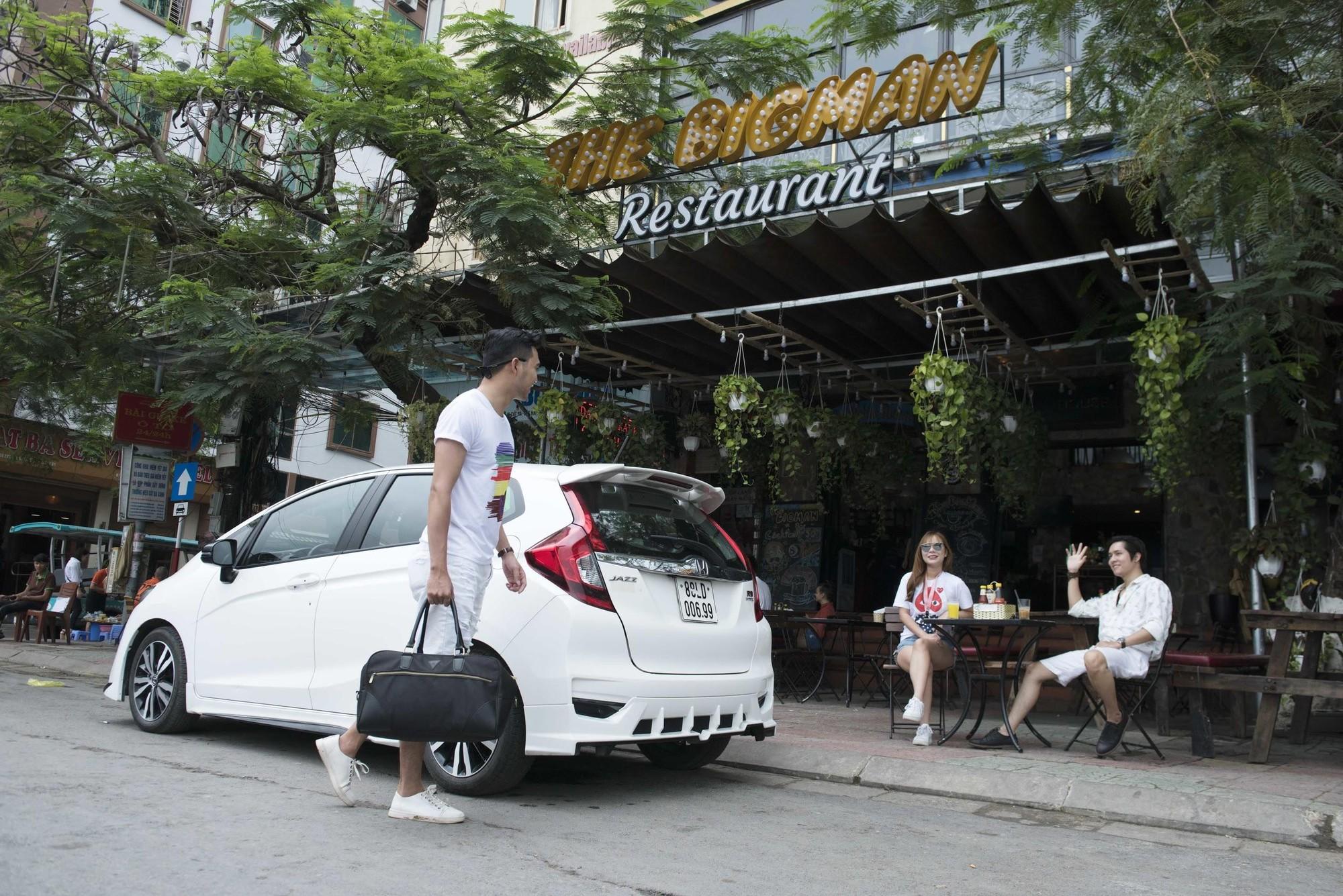 Đây là chiếc ô tô để bạn và gia đình tận hưởng những ngày hội hè miên man - Ảnh 1.