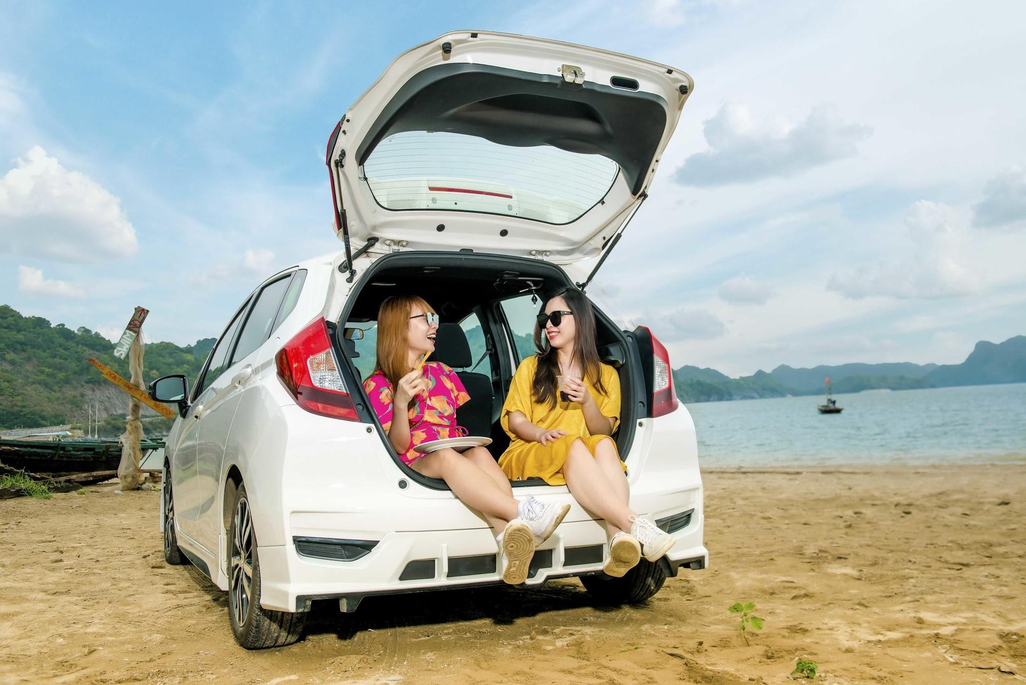 Đây là chiếc ô tô để bạn và gia đình tận hưởng những ngày hội hè miên man - Ảnh 2.