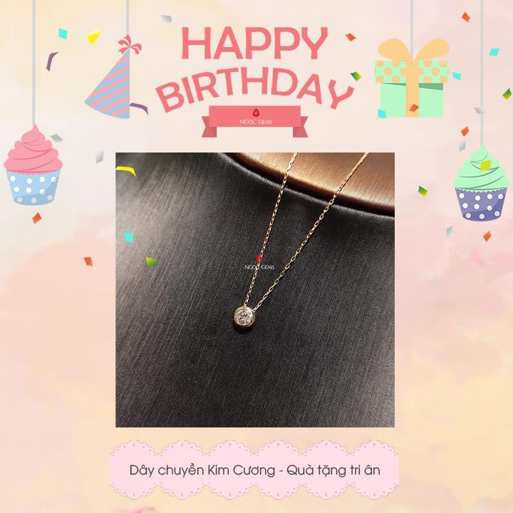 Kỉ niệm sinh nhật 3 tuổi, Ngọc Gems chơi lớn tặng kim cương thiên nhiên tri ân khách hàng - Ảnh 2.