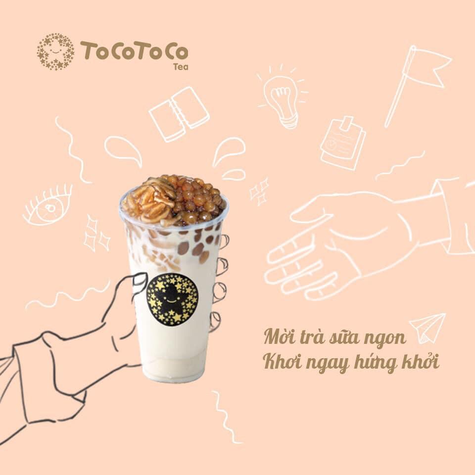 """Top 3 đồ uống """"thống lĩnh mùa hè"""" của thương hiệu trà sữa TocoToco - Ảnh 1."""