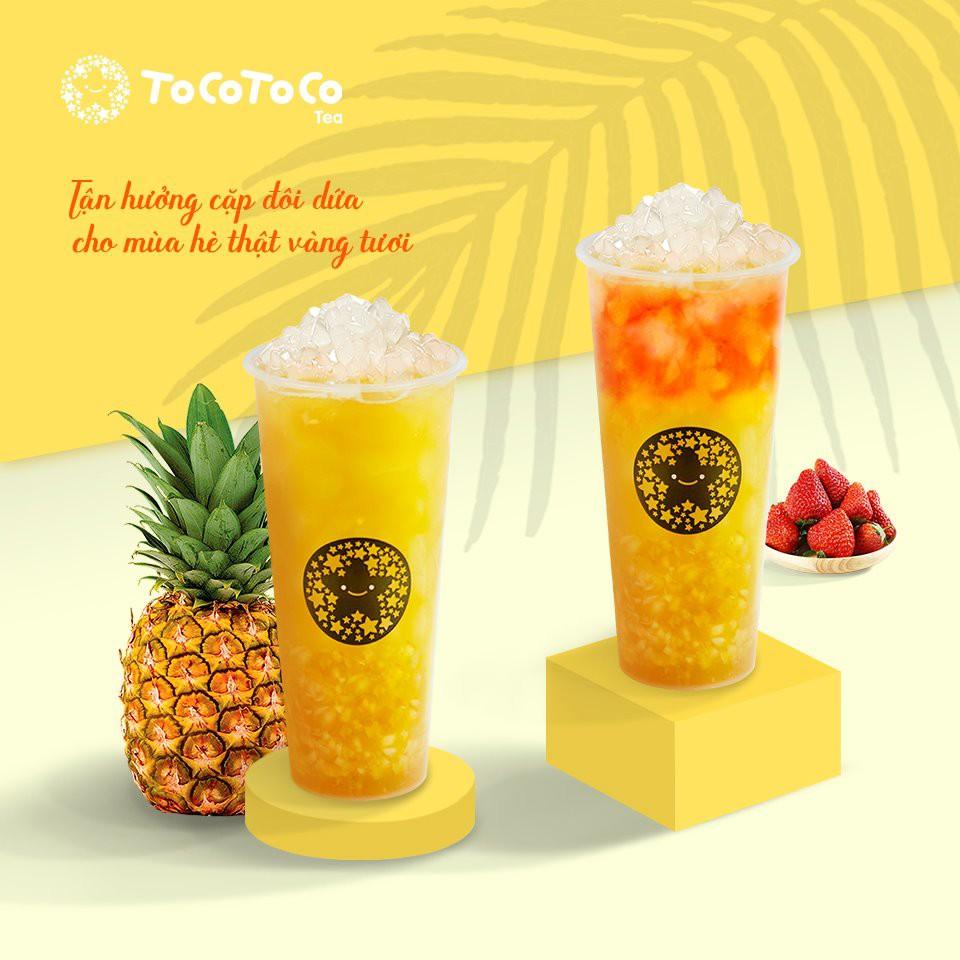 """Top 3 đồ uống """"thống lĩnh mùa hè"""" của thương hiệu trà sữa TocoToco - Ảnh 2."""