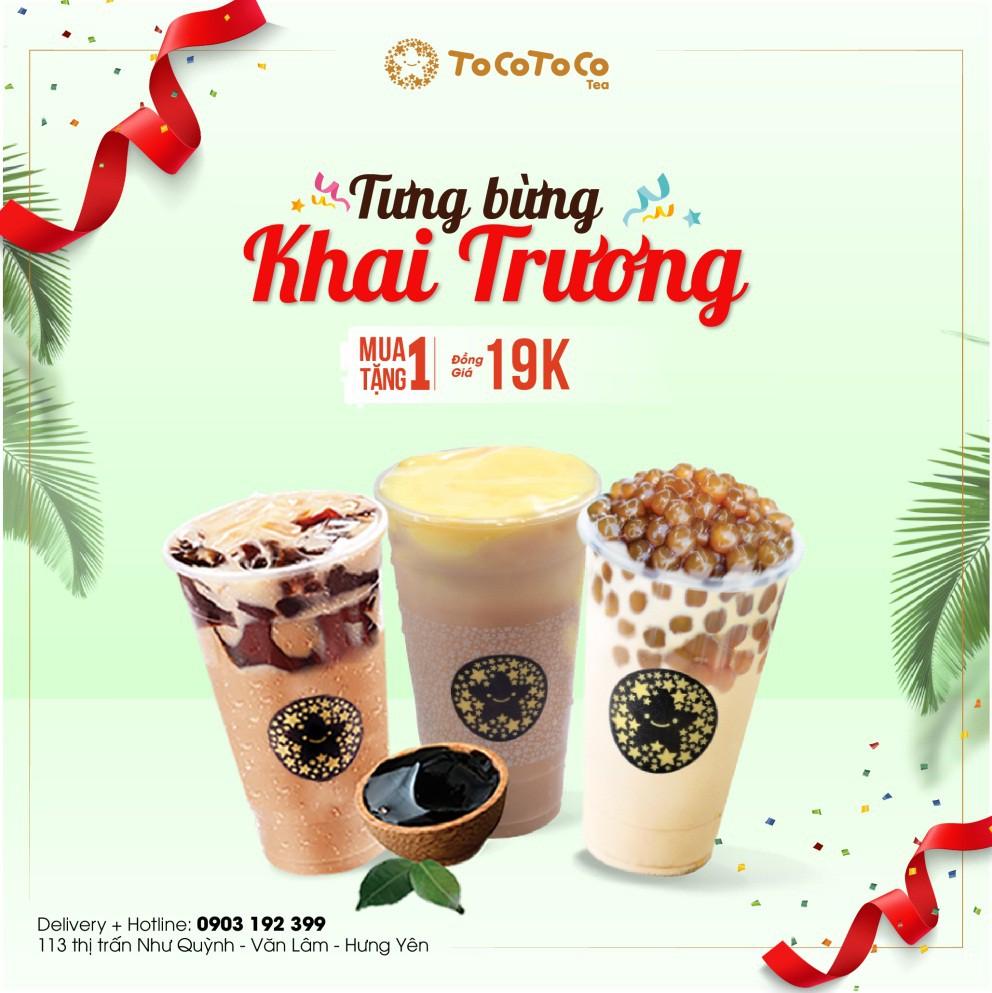 """Top 3 đồ uống """"thống lĩnh mùa hè"""" của thương hiệu trà sữa TocoToco - Ảnh 3."""