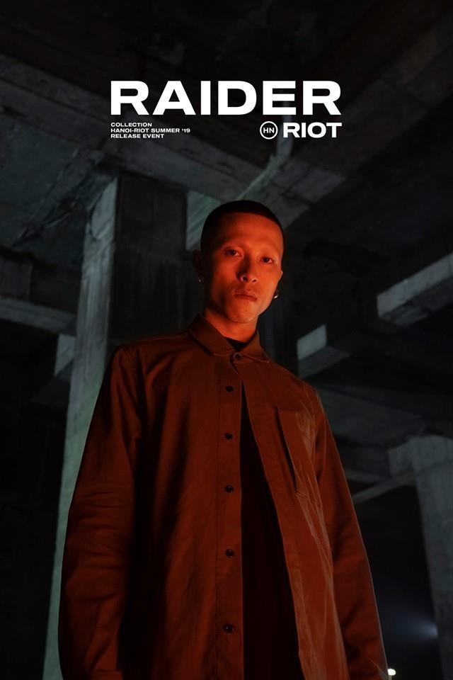 Nóng hơn thời tiết mùa hè, sự kiện ra mắt BST Raider từ Hanoi Riot gây tiếng vang trong giới local brand Việt Nam - Ảnh 8.