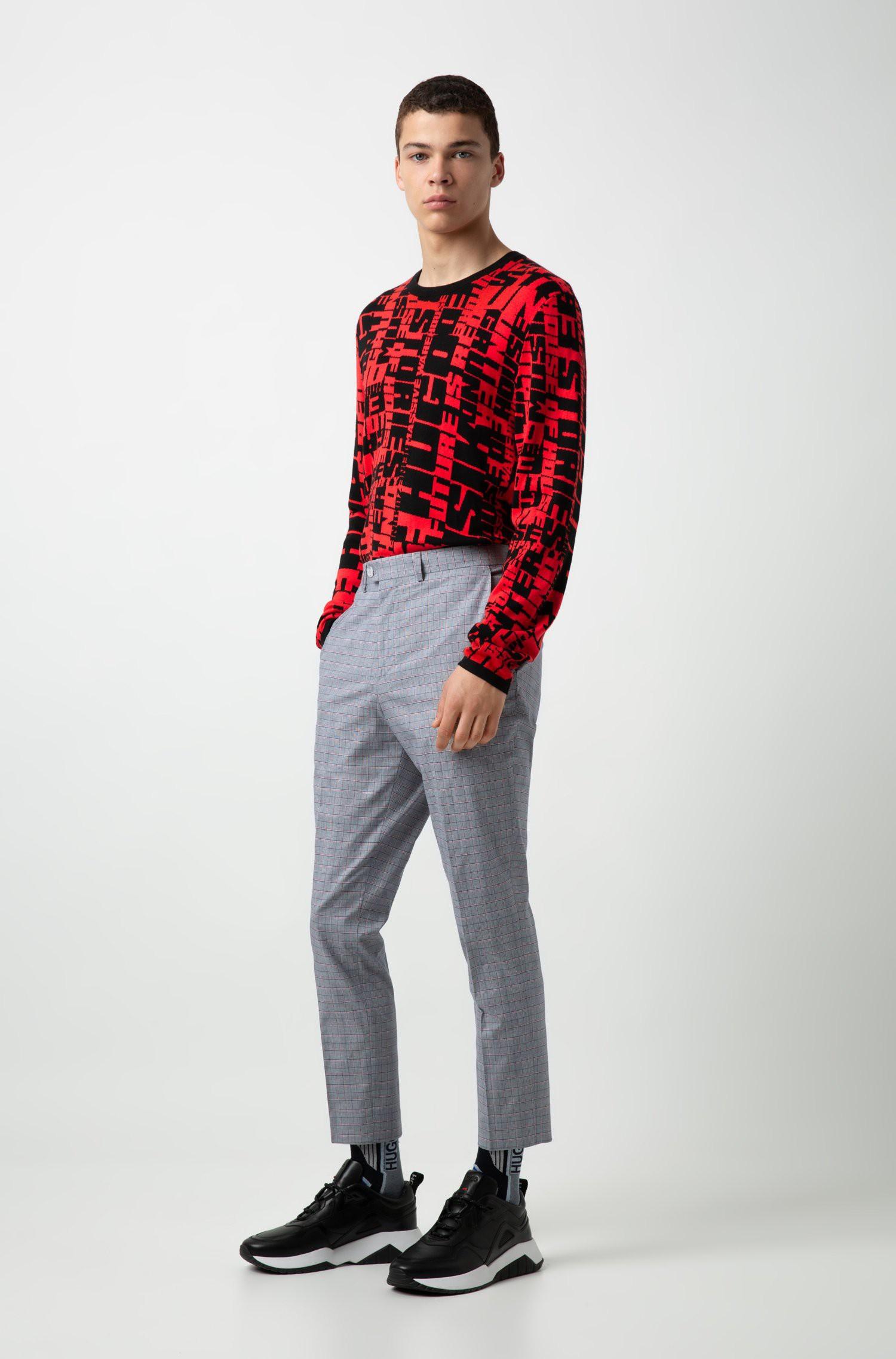 """HUGO hè 2019: mặc họa tiết như một """"raver"""" - Ảnh 6."""