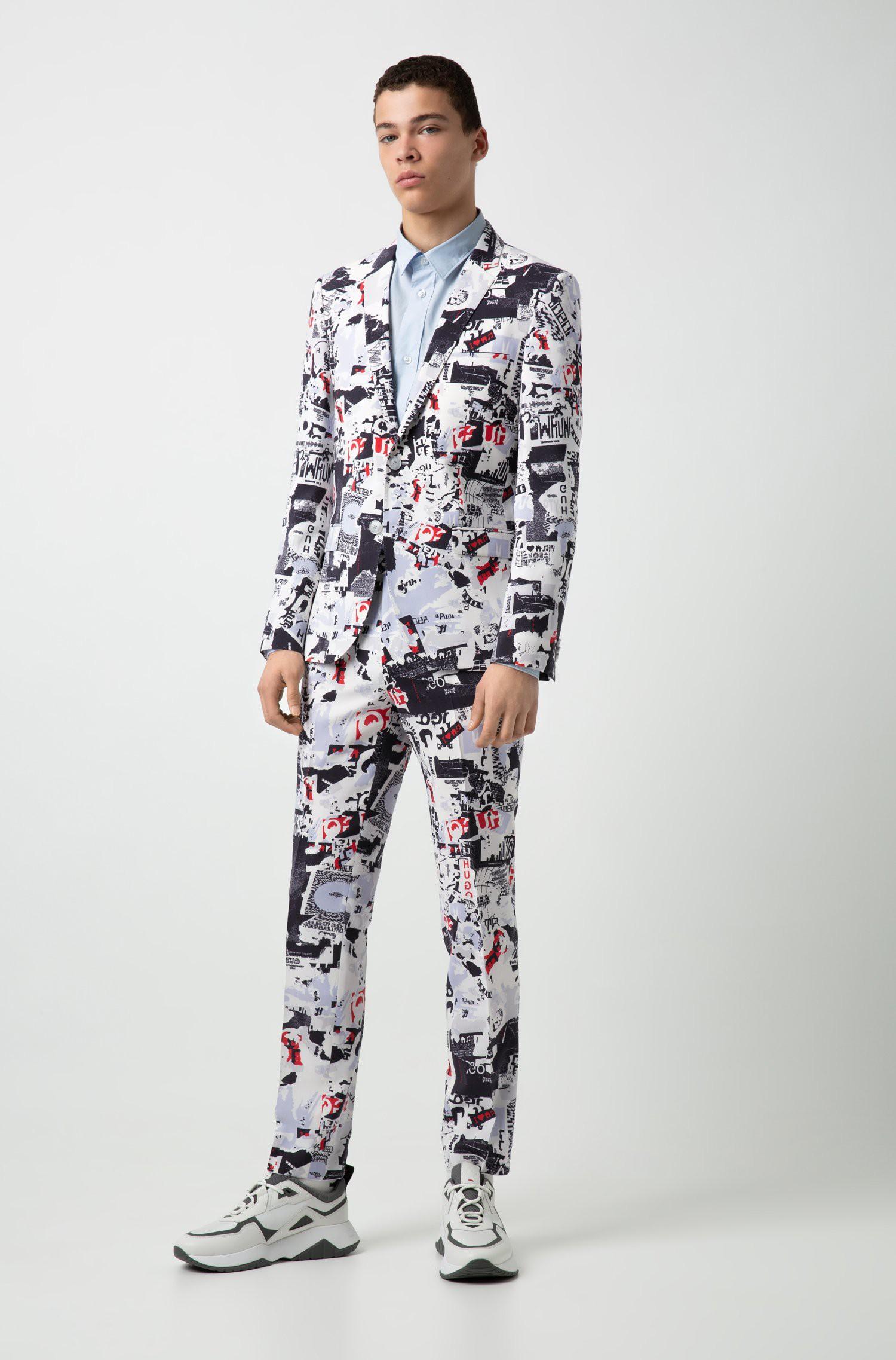 """HUGO hè 2019: mặc họa tiết như một """"raver"""" - Ảnh 7."""
