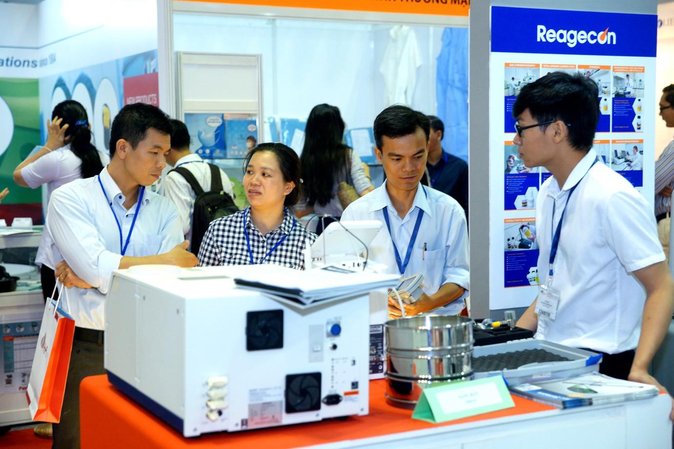 Vietnam Medi-Pharm Expo 2019 tại TP. Hồ Chí Minh – Mang đến những sản phẩm đổi mới về công nghệ. - Ảnh 1.