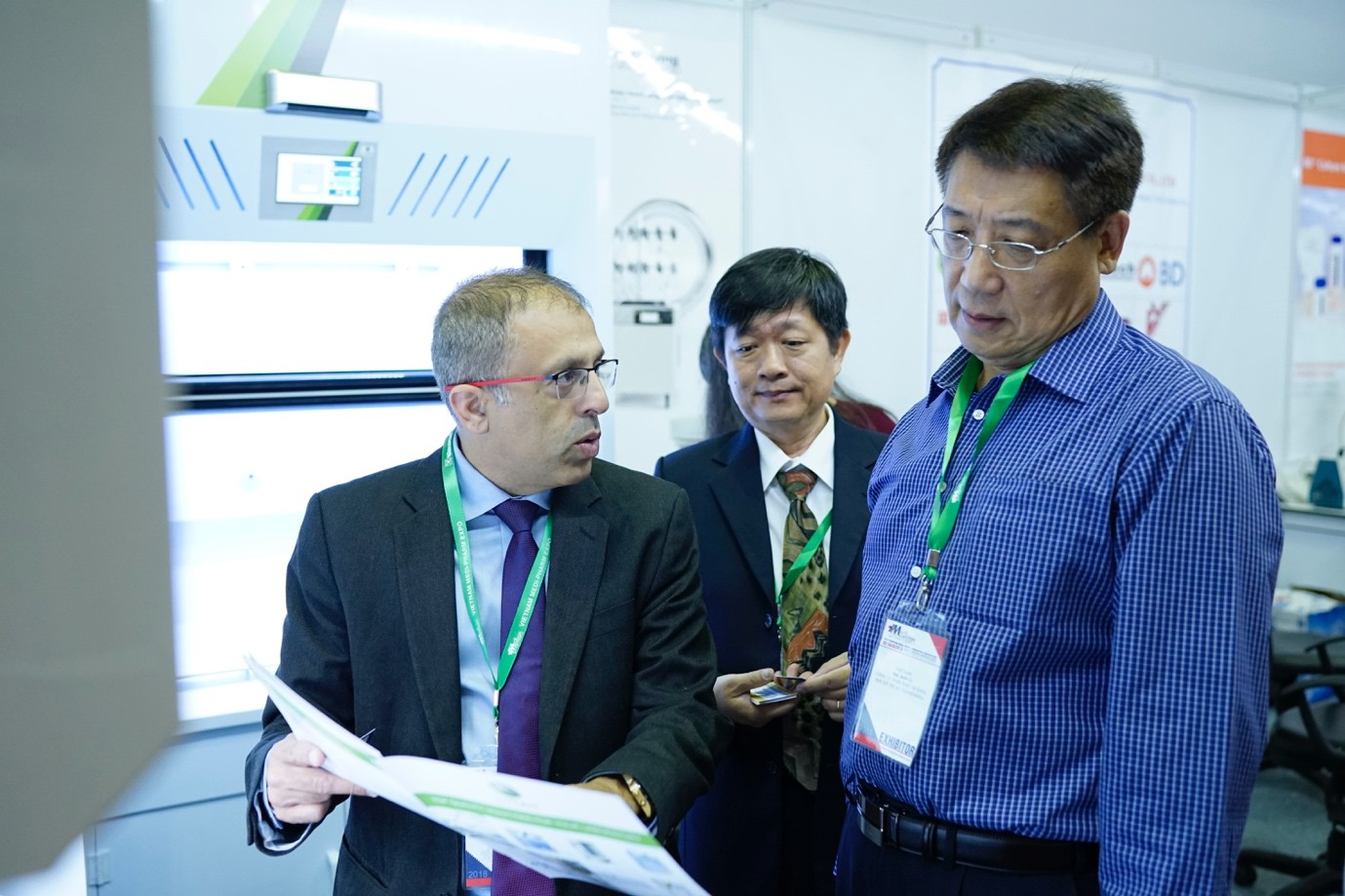 Vietnam Medi-Pharm Expo 2019 tại TP. Hồ Chí Minh – Mang đến những sản phẩm đổi mới về công nghệ. - Ảnh 2.