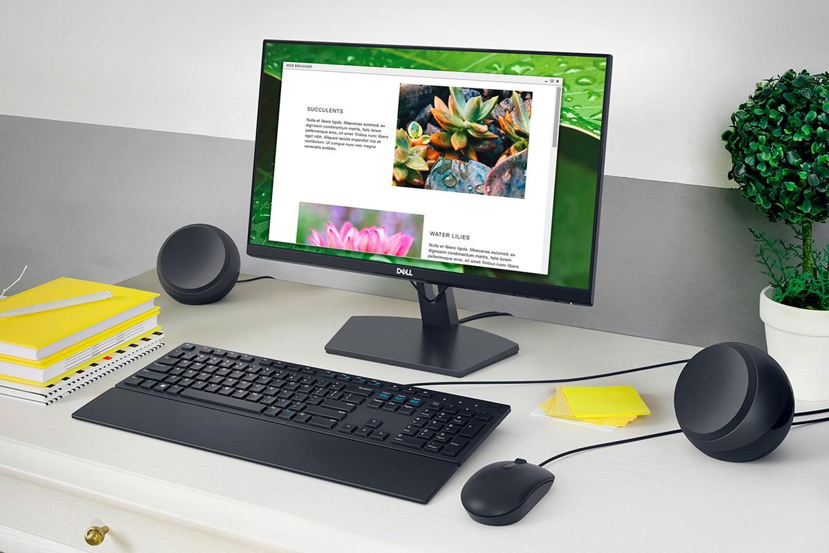 Dell SE2219HX - Màn hình viền siêu mỏng giá rẻ, đột phá lớn của Dell trong phân khúc phổ thông - Ảnh 1.