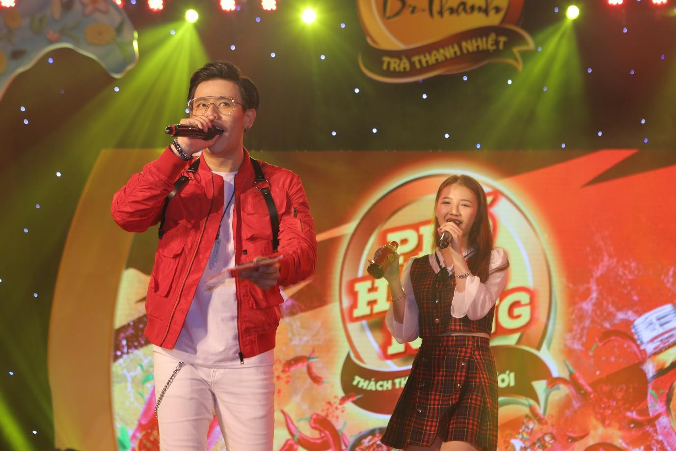 Phương Ly - JustaTee mặc đồ đôi song ca, AMEE đem hit mới lên sân khấu - Ảnh 4.