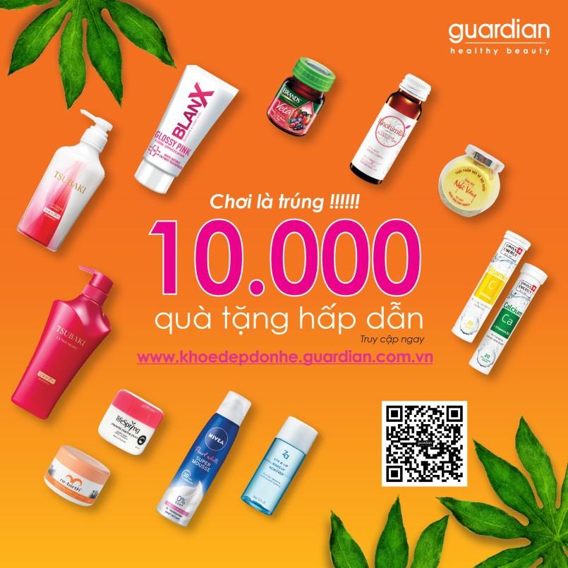 Khỏe đẹp đón hè cùng Guardian với cơ hội vi vu Hàn Quốc và trúng ngay 10.000 quà tặng - Ảnh 4.