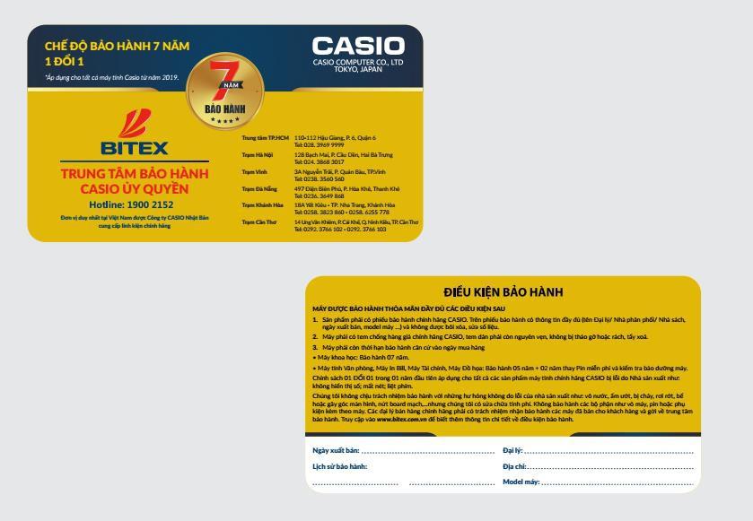"""Loạt lý do chứng minh Casio fx-580VN X chính là """"crush cứu tinh"""" của học sinh mùa thi - Ảnh 4."""