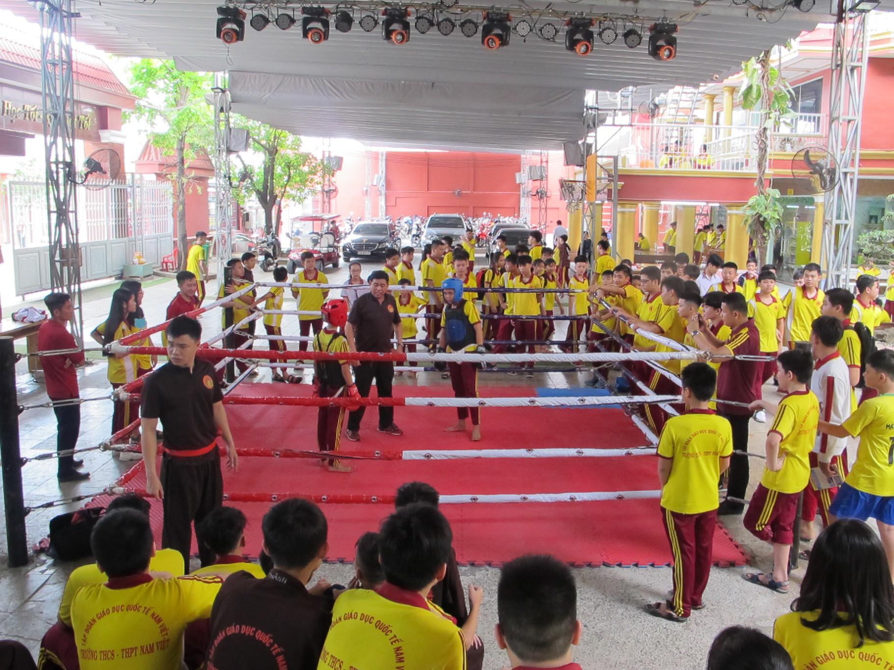 Tập đoàn giáo dục quốc tế Nam Việt phát triển vững mạnh với 6 cơ sở - Ảnh 4.