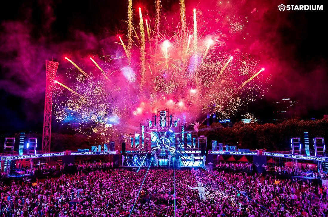 5 sự kiện âm nhạc điện tử nên tới khi có dịp ghé thăm Hàn Quốc - Ảnh 4.