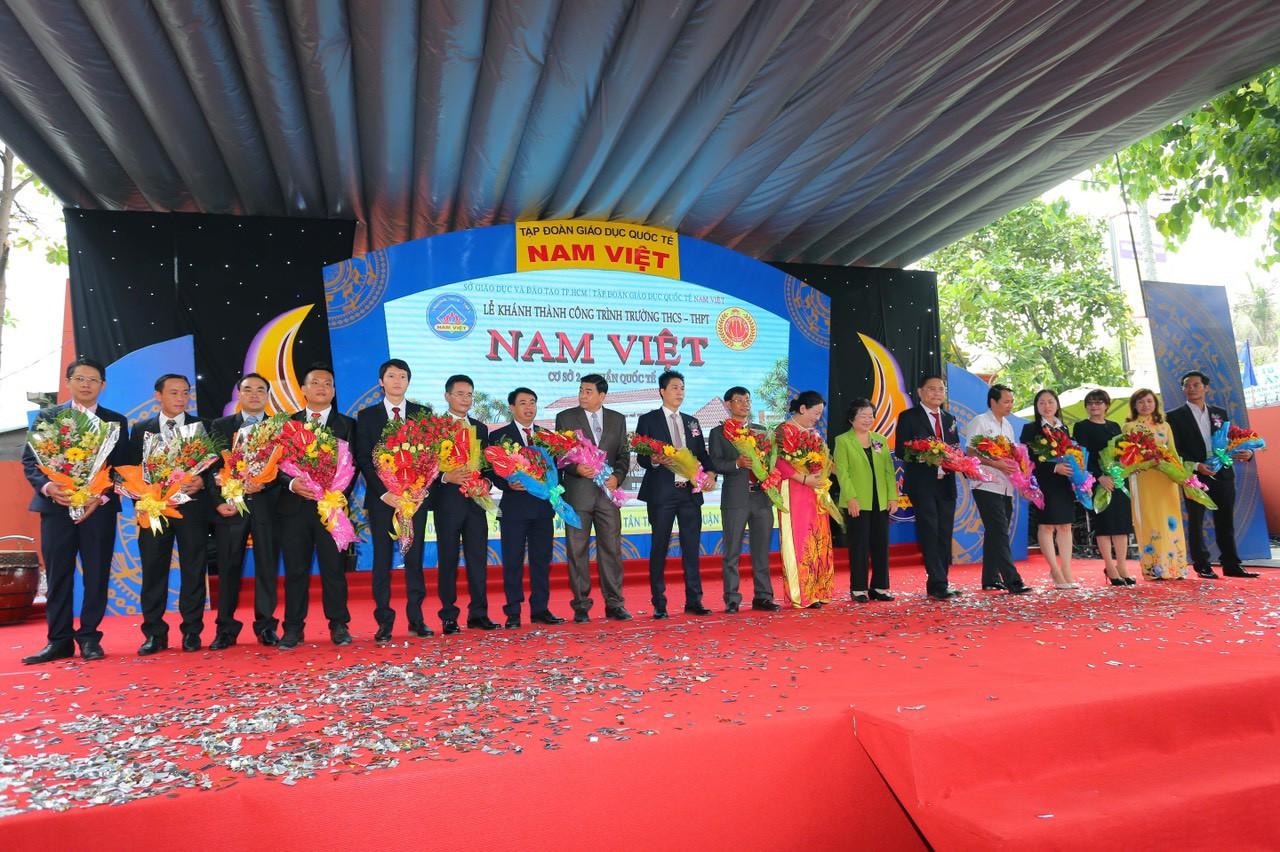 Tập đoàn giáo dục quốc tế Nam Việt phát triển vững mạnh với 6 cơ sở - Ảnh 5.