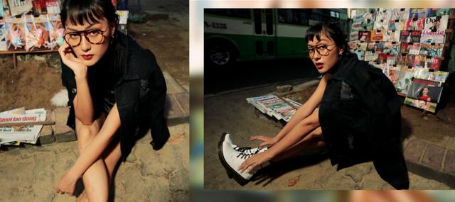 Thu Anh - Duy Linh cùng tôn vinh phong cách thời trang giới trẻ với Molsion Eyewear - Ảnh 6.