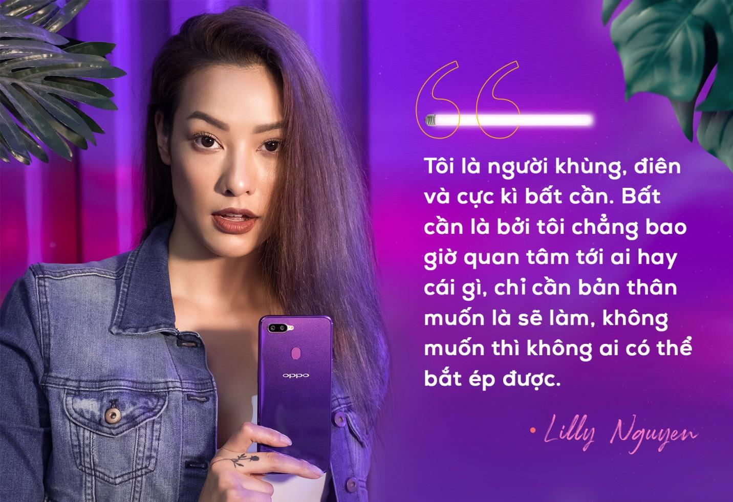 Lilly Nguyễn: Hành trình trở về của cô gái với ước mơ chinh phục thời trang Việt Nam - Ảnh 2.