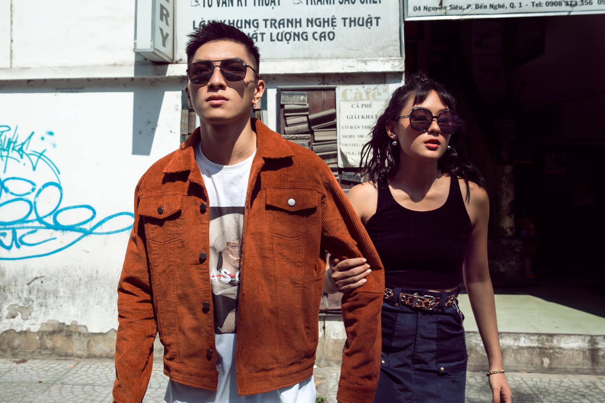 Thu Anh - Duy Linh cùng tôn vinh phong cách thời trang giới trẻ với Molsion Eyewear - Ảnh 3.