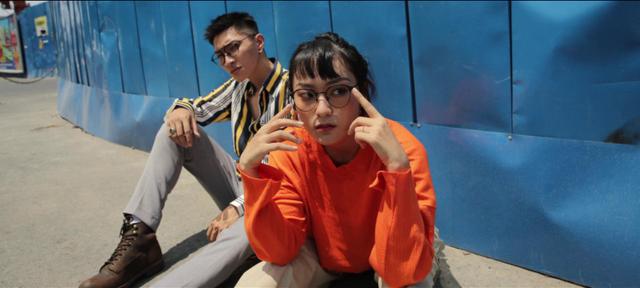 Thu Anh - Duy Linh cùng tôn vinh phong cách thời trang giới trẻ với Molsion Eyewear - Ảnh 4.