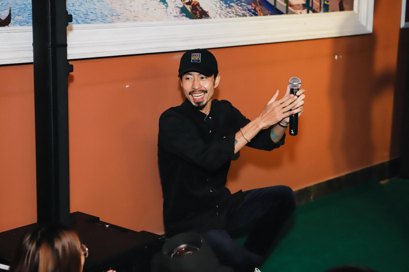 Đen Vâu góp mặt trong sự kiện ra mắt pizza mới khiến fan đi từ bất ngờ đến phấn khích tột đỉnh - Ảnh 4.