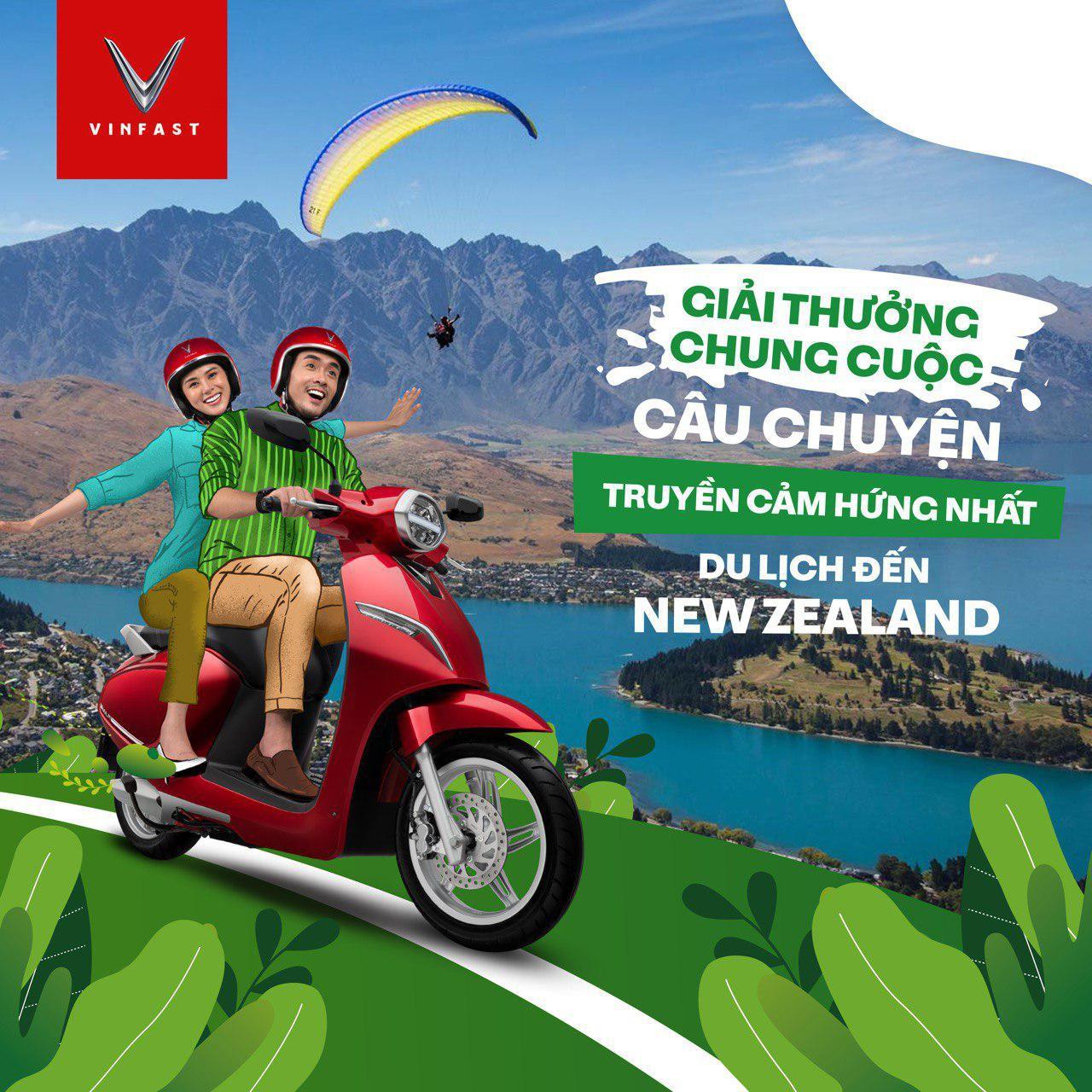 Sống xanh, lái xe máy điện VinFast tham gia Hành Trình Xanh nhận giải thưởng lớn - Ảnh 5.