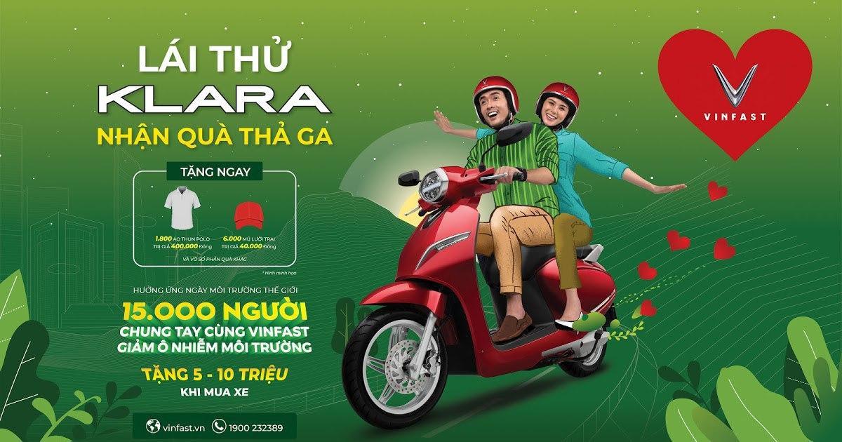 Sống xanh, lái xe máy điện VinFast tham gia Hành Trình Xanh nhận giải thưởng lớn - Ảnh 6.