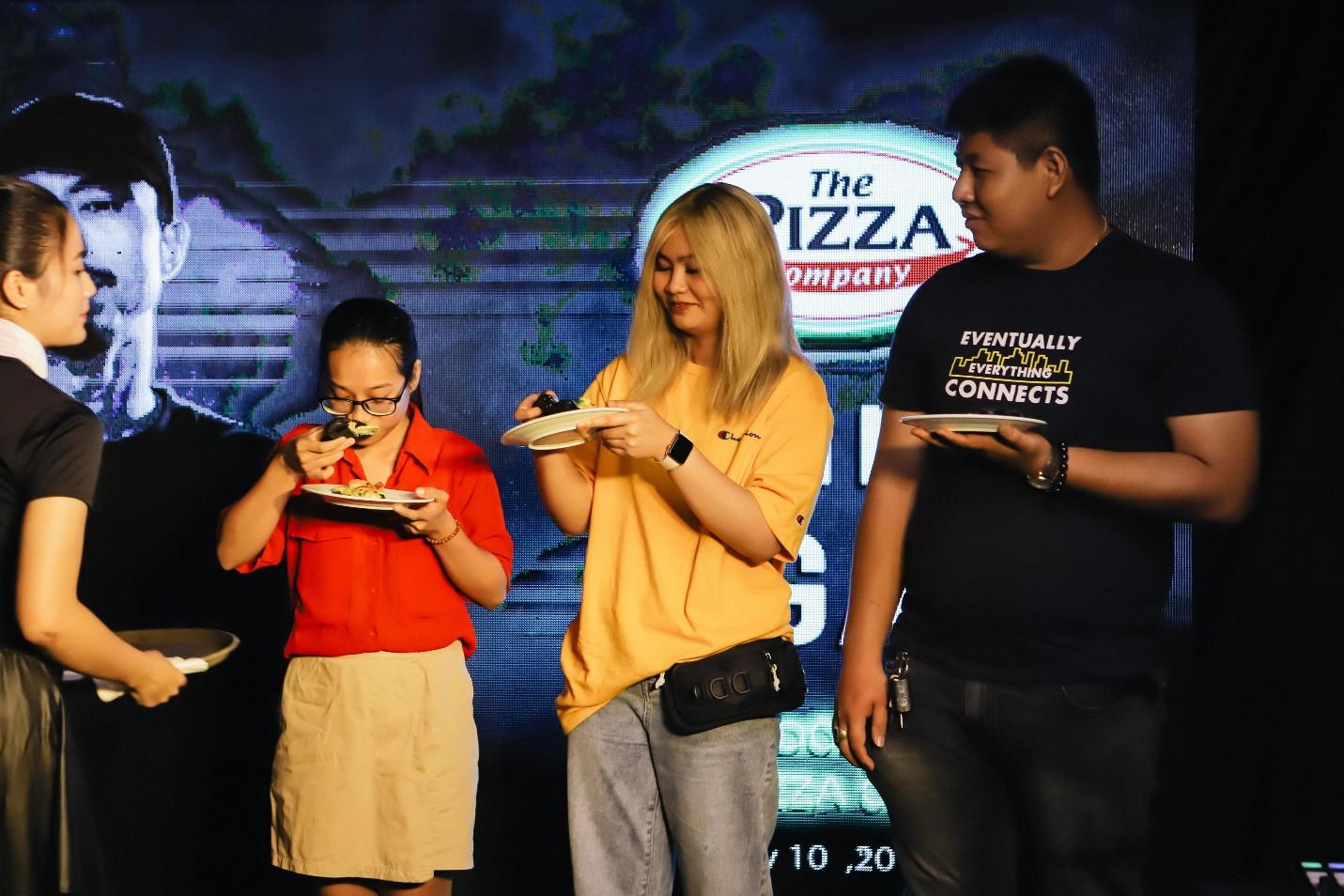 Đen Vâu góp mặt trong sự kiện ra mắt pizza mới khiến fan đi từ bất ngờ đến phấn khích tột đỉnh - Ảnh 7.