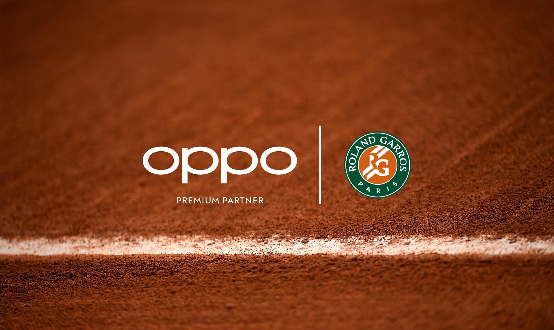 OPPO trở thành đối tác cao cấp của ba giải quần vợt danh giá Wimbledon, Roland-Garros và Rolex Paris Masters - Ảnh 1.