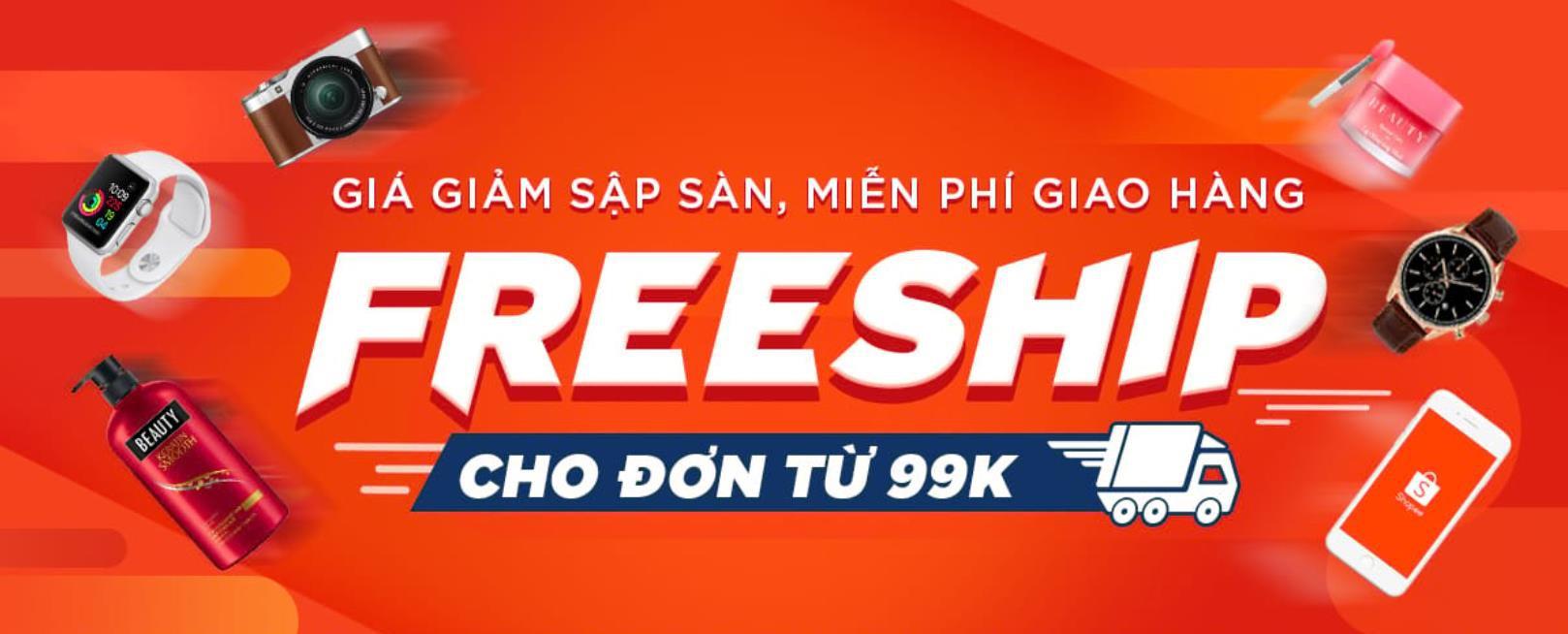 """Freeship cho mọi đơn hàng từ 50K: Shopee chơi """"sốc"""" vậy ai chơi lại? - Ảnh 3."""