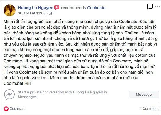 Coolmate – Start up Việt tiên phong đem tới cuộc cách mạng mua sắm cho nam giới - Ảnh 3.