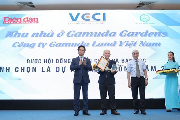"""Gamuda Land Việt Nam tự hào được vinh danh Dự án đáng sống 2019"""" - Ảnh 1."""