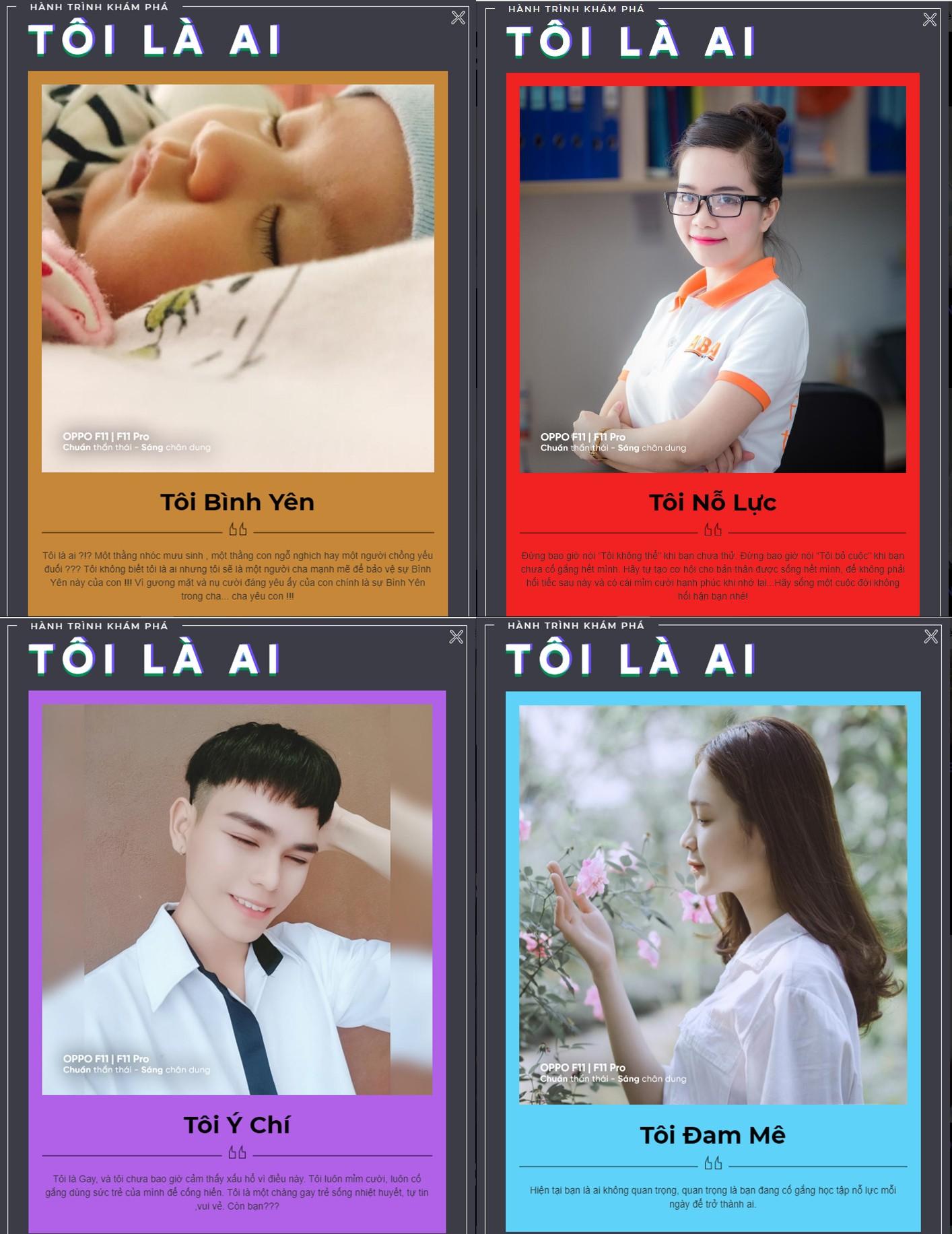 """Từ câu hỏi """"Tôi Là Ai"""" đến loạt câu chuyện truyền cảm hứng của Hương Giang, Đen Vâu, Hoàng Thùy - Ảnh 12."""
