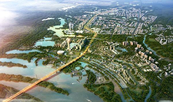 Hàng chục nghìn tỷ được đầu tư vào hạ tầng, bất động sản khu vực Tây Hồ tăng giá - Ảnh 1.