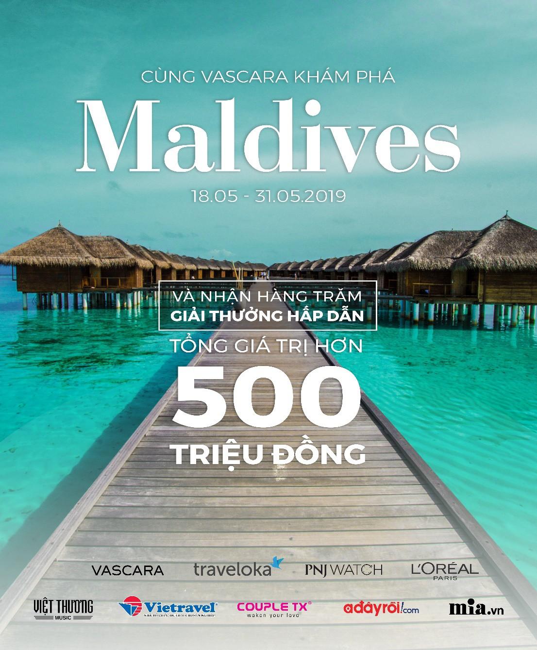 Các tín đồ thời trang đã sẵn sàng du lịch Maldives cùng Vascara? - Ảnh 2.