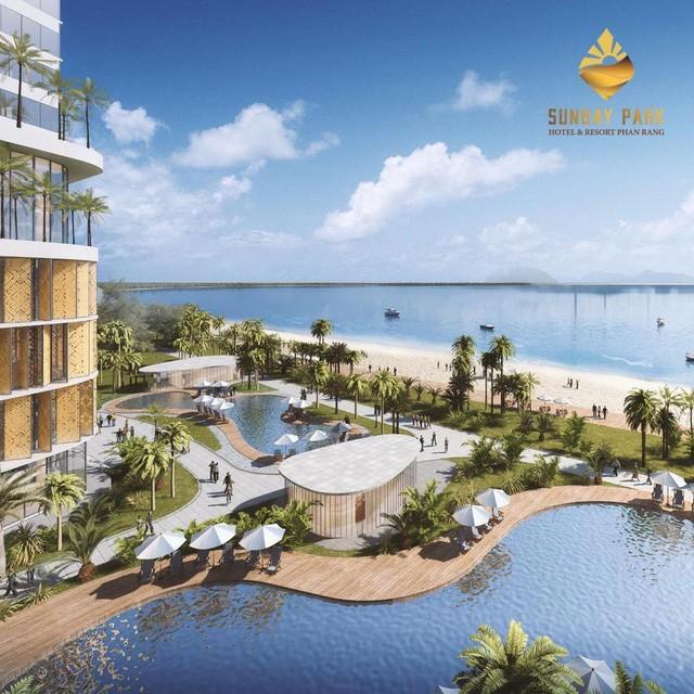DIH trở thành đối tác chiến lược của tập đoàn Crystal Bay phân phối ApartHotel – Dự án SunBay Park Phan Rang - Ảnh 2.