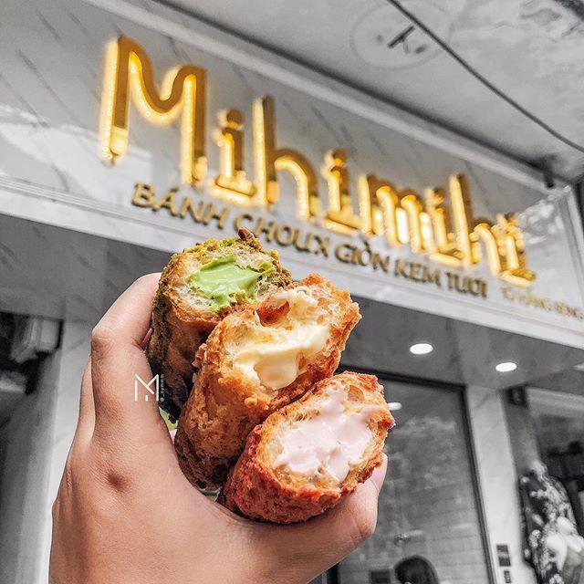 Khám phá Mihimihi: Bánh su kem chuẩn Pháp tại Hà Nội khiến giới trẻ mê đắm - Ảnh 3.
