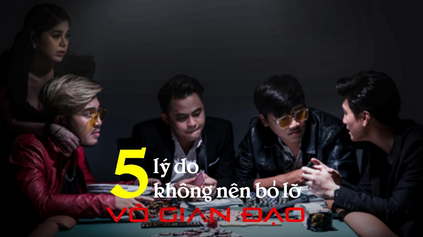 """5 lý do khiến bản remake từ """"Thánh bịp vô danh"""" hứa hẹn là phim đáng xem hè này! - Ảnh 1."""