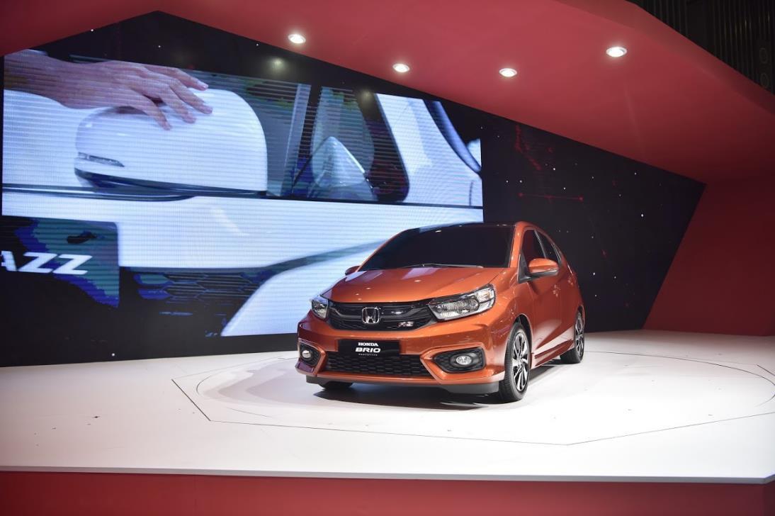 Honda Brio – Lựa chọn lý tưởng cho phái đẹp - Ảnh 1.