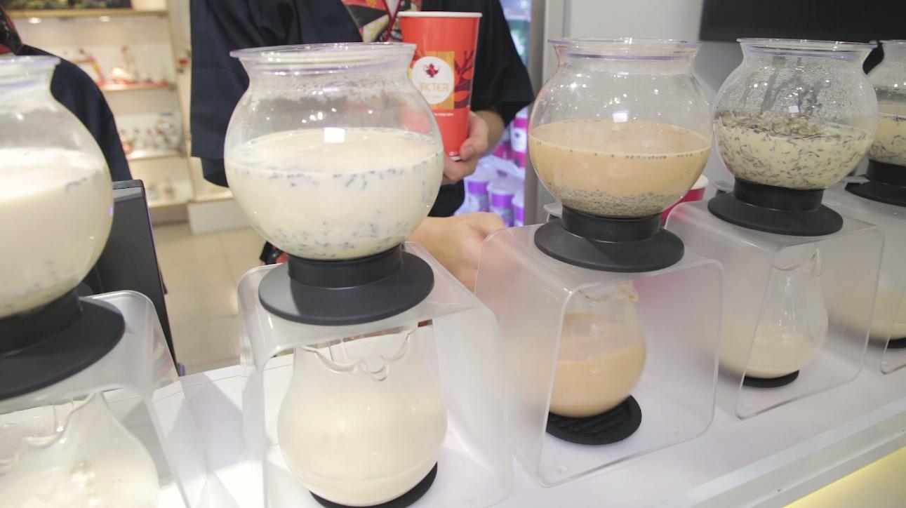 Lạ mắt với trà sữa nướng phong cách Nhật Bản - Ảnh 5.