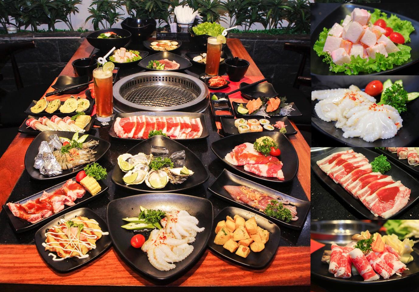 Hot hơn cả mùa hè Hà Nội – buffet lẩu nướng hơn 50 món tại HotnTasty đang giảm 50% người thứ 2 - Ảnh 1.