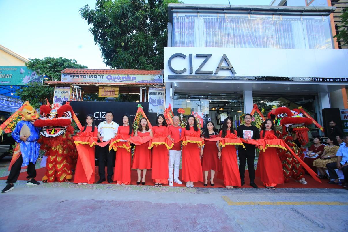 CIZA tưng bừng khai trương cửa hàng thứ 4 tại Quảng Bình - Ảnh 4.