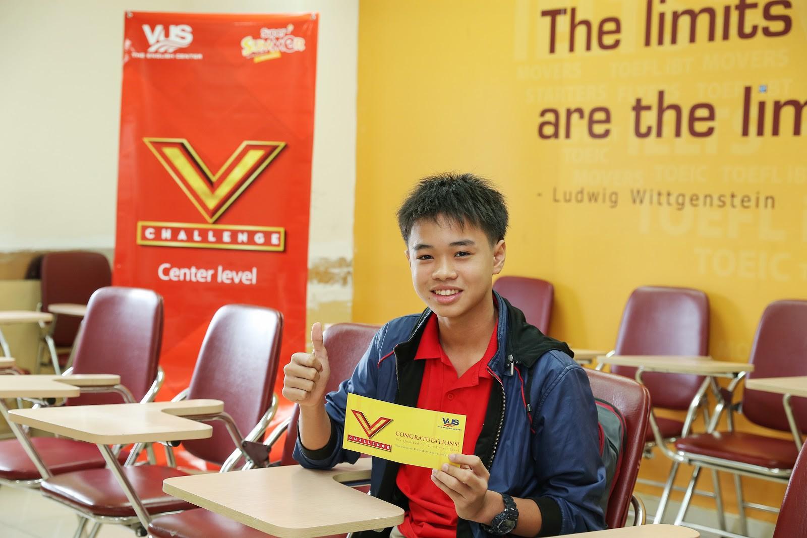 V-Challenge: Đấu trường Anh ngữ vui nhộn, thử thách đã quay trở lại - Ảnh 3.