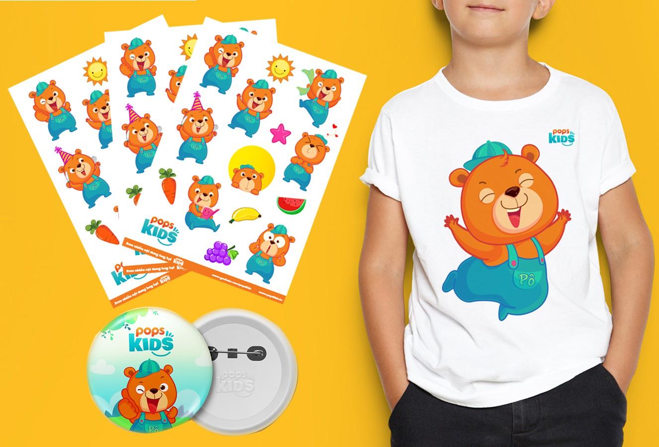 POPS Kids sẽ dẫn đội quân Pikachu đến thăm các bé vào quốc tế thiếu nhi - Ảnh 6.