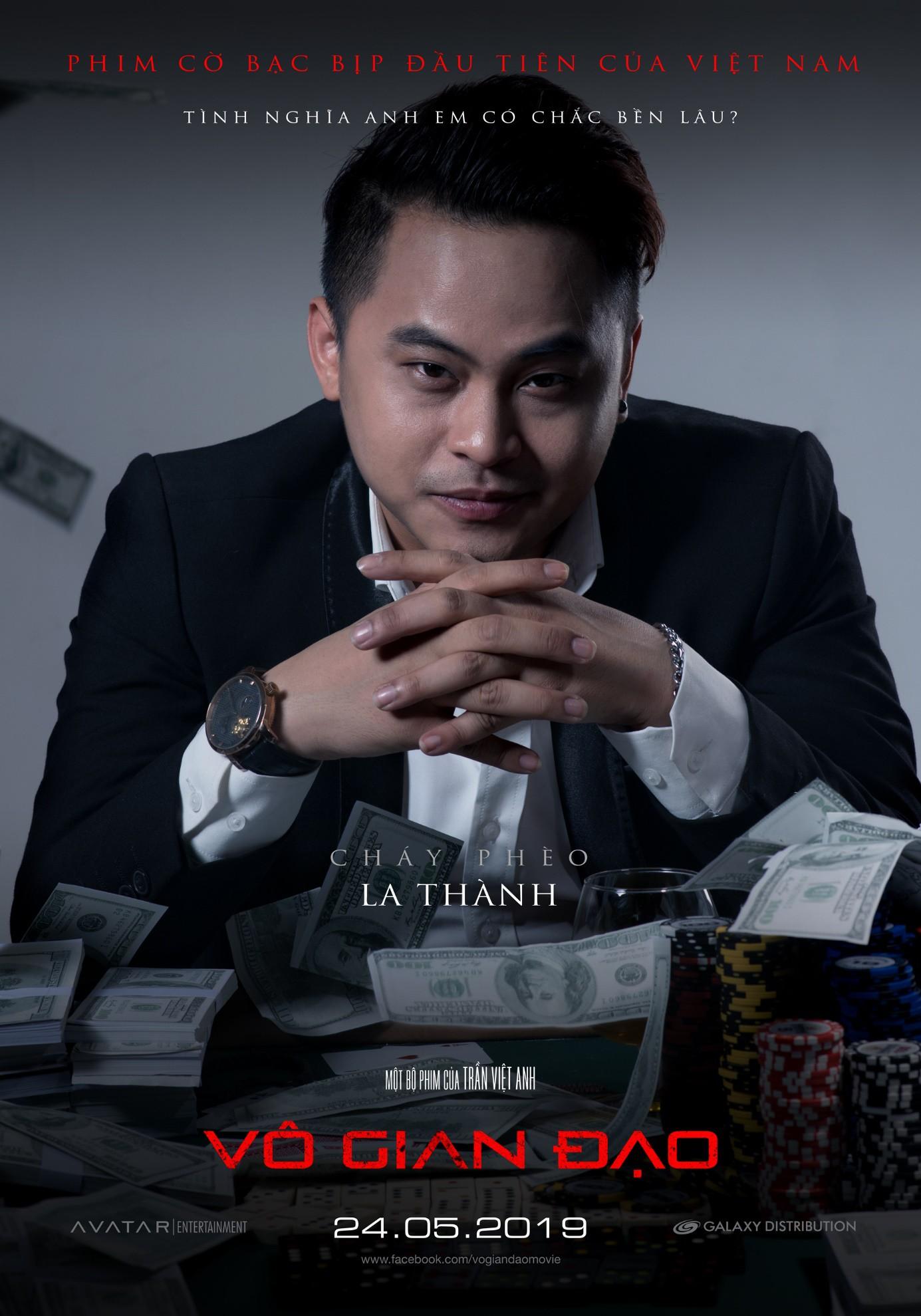 """La Thành: Từng vấp ngã vì cờ bạc nên tôi hiểu nhân vật trong phim """"Vô Gian Đạo"""" - Ảnh 1."""