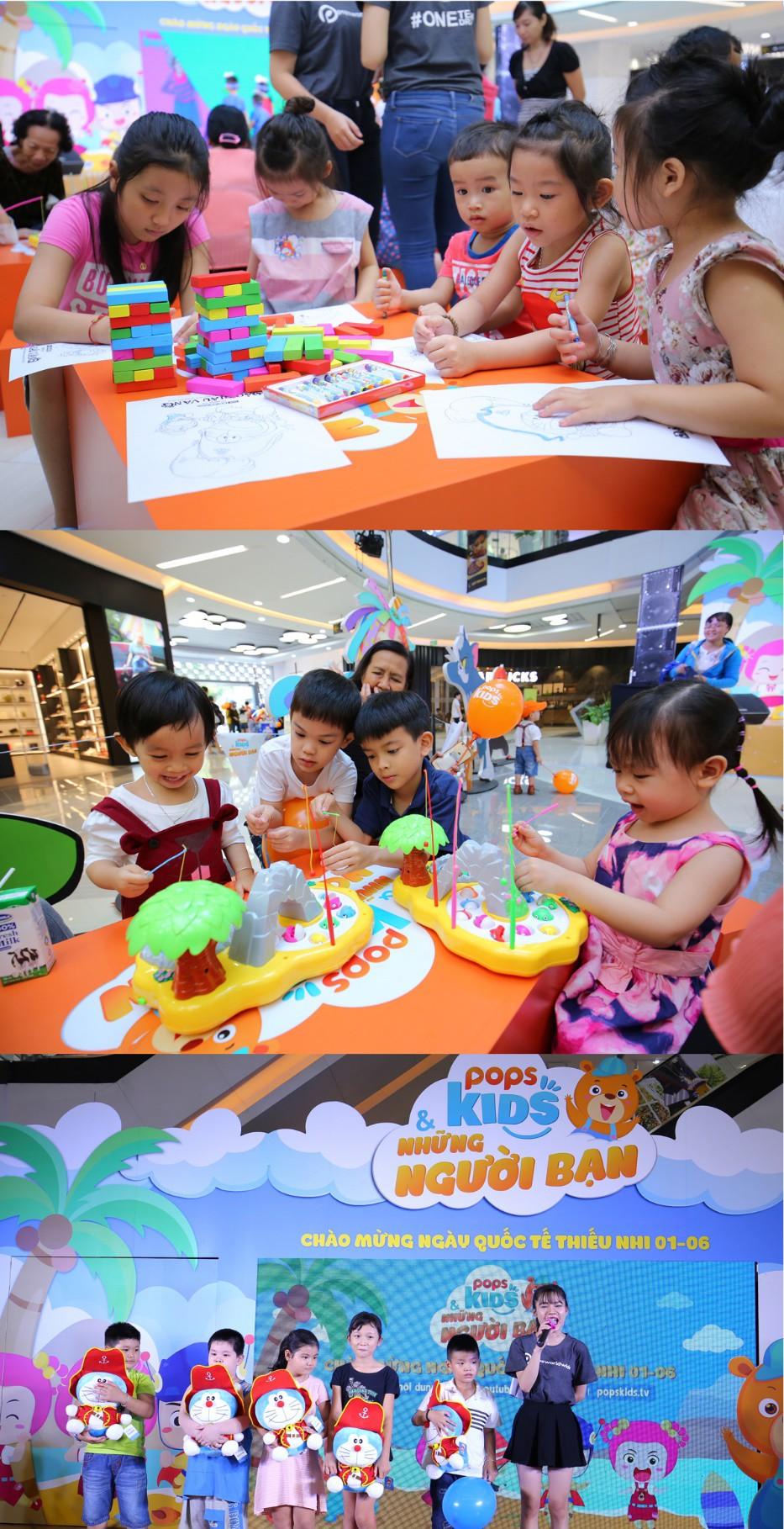 POPS Kids sẽ dẫn đội quân Pikachu đến thăm các bé vào quốc tế thiếu nhi - Ảnh 5.
