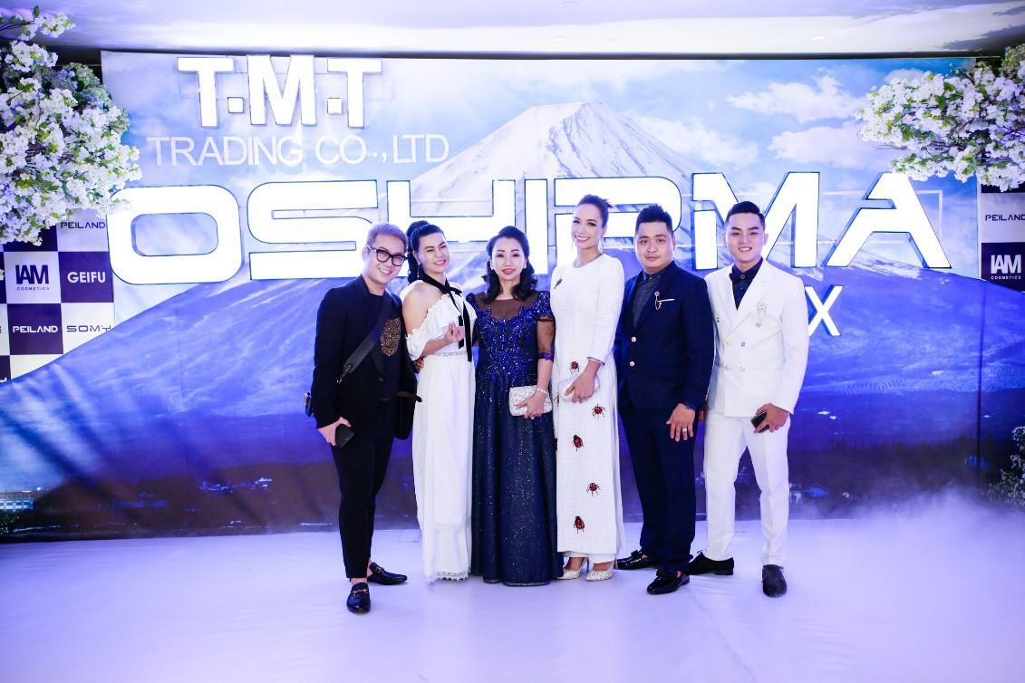 Người mẫu Thúy Hạnh, diễn viên Cát Phượng, Hải Yến cùng dàn nghệ sĩ Việt xuất hiện rạng ngời tại sự kiện - Ảnh 5.