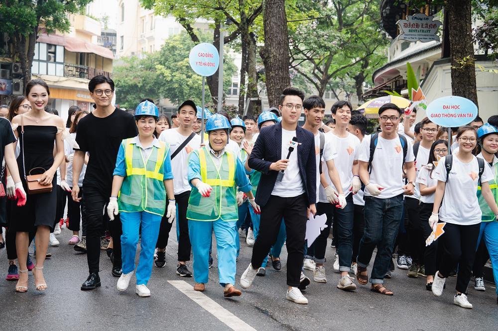 """Hàng nghìn người tham gia sự kiện """"Ngày tử tế"""", lan tỏa những hành động, tấm gương đẹp - Ảnh 7."""