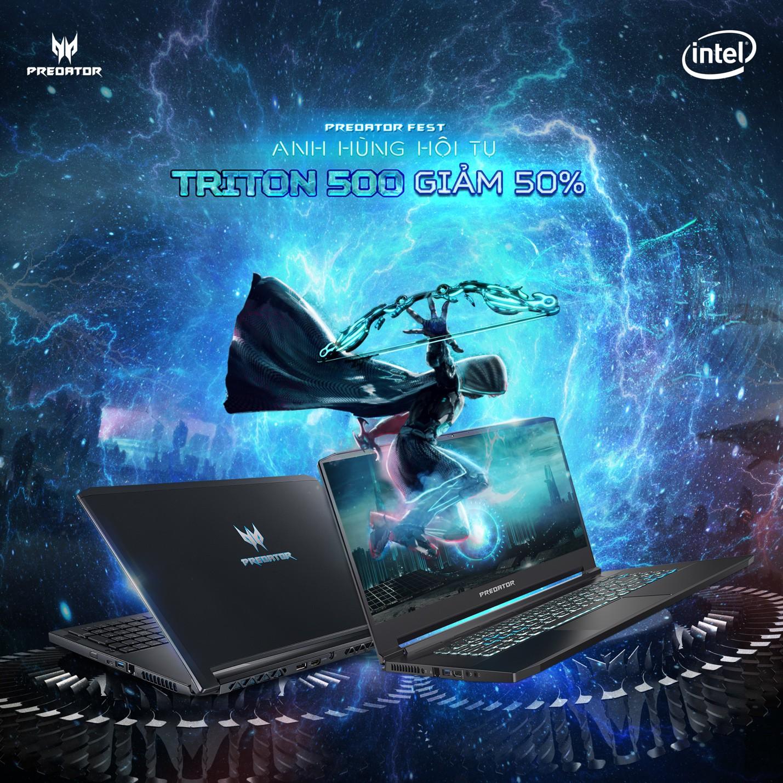 Sự kiện lớn nhất trong năm của Acer với hàng ngàn phần quà hấp dẫn đang chờ game thủ Việt - Ảnh 2.