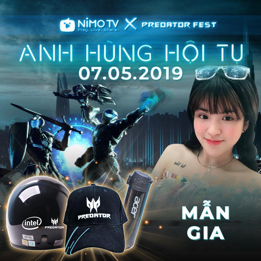 Sự kiện lớn nhất trong năm của Acer với hàng ngàn phần quà hấp dẫn đang chờ game thủ Việt - Ảnh 5.